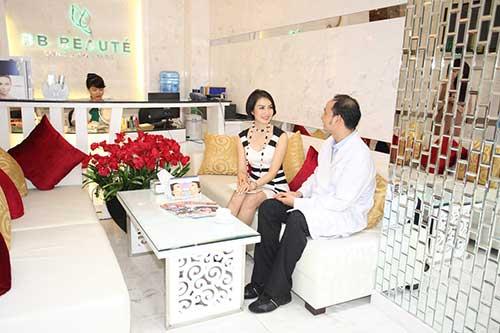 Thạc sỹ kinh tế - MC Thanh Mai