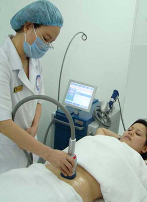 Điều trị thon gọn cơ thể bằng sóng âm