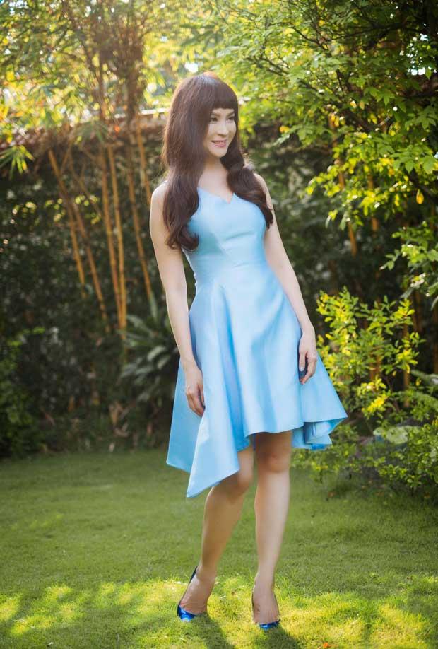 MC Thanh Mai
